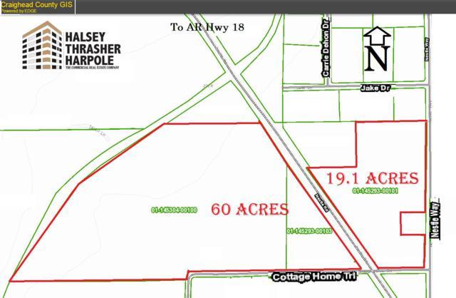 2502 Nestle Road, Jonesboro, AR 72401 (MLS #10072362) :: Halsey Thrasher Harpole Real Estate Group