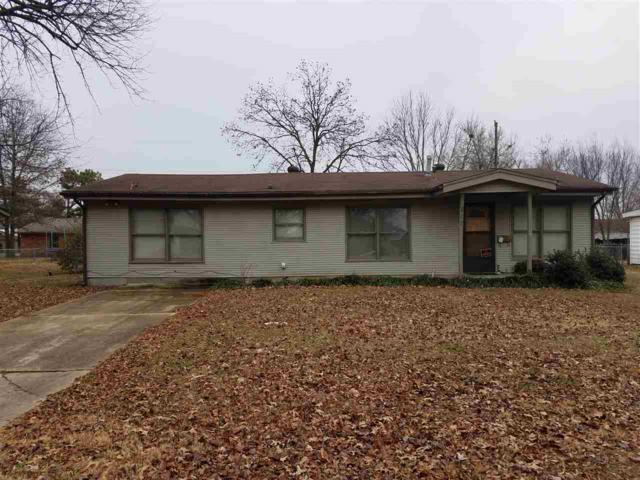 217 11th Street, Marked Tree, AR 72365 (MLS #10072669) :: Halsey Thrasher Harpole Real Estate Group