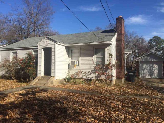 110 Melrose, Jonesboro, AR 72401 (MLS #10072683) :: Halsey Thrasher Harpole Real Estate Group