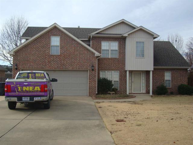 4605 Peter Trail, Jonesboro, AR 72401 (MLS #10072723) :: REMAX Real Estate Centre
