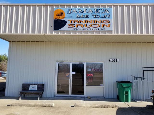 2868 Highway 62/412, Highland, AR 72542 (MLS #10073131) :: REMAX Real Estate Centre