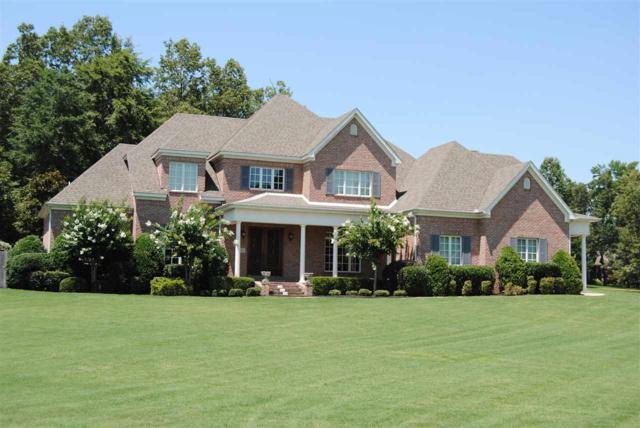 421 Huntcliff, Jonesboro, AR 72404 (MLS #10073230) :: REMAX Real Estate Centre
