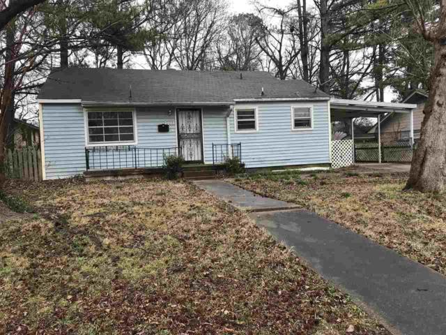 2002 Hampton, Jonesboro, AR 72401 (MLS #10073527) :: REMAX Real Estate Centre