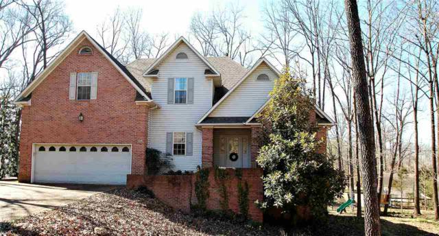 308 Hillpoint, Jonesboro, AR 72401 (MLS #10073822) :: REMAX Real Estate Centre