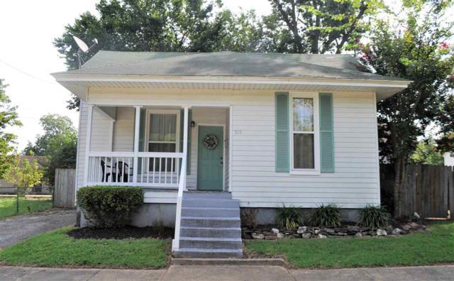 312 Mcclure, Jonesboro, AR 72401 (MLS #10073840) :: REMAX Real Estate Centre