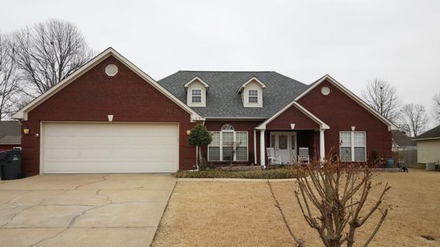 109 Newberry Cove, Jonesboro, AR 72404 (MLS #10073981) :: REMAX Real Estate Centre