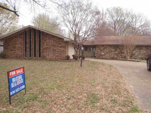 1104 Highland, Newport, AR 72112 (MLS #10074075) :: REMAX Real Estate Centre