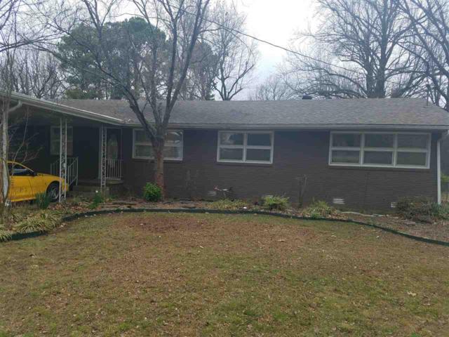 1110 W Nettleton, Jonesboro, AR 72401 (MLS #10074076) :: REMAX Real Estate Centre