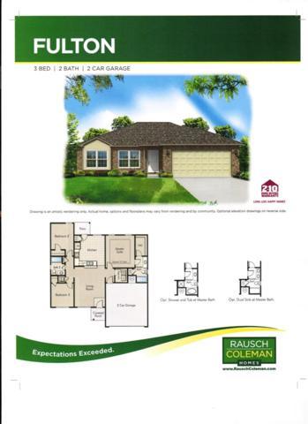 212 Harper, Brookland, AR 72417 (MLS #10074077) :: REMAX Real Estate Centre