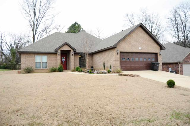 4113 Lone Cypress Cv, Jonesboro, AR 72401 (MLS #10074081) :: REMAX Real Estate Centre