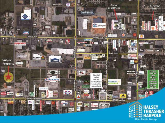 2821 Race Street, Jonesboro, AR 72404 (MLS #10074357) :: Halsey Thrasher Harpole Real Estate Group