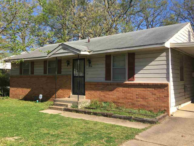 3114 Parkwood, Jonesboro, AR 72401 (MLS #10074431) :: REMAX Real Estate Centre