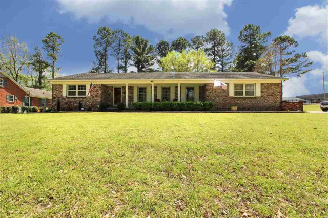 1700 Hillcrest, Jonesboro, AR 72401 (MLS #10074440) :: REMAX Real Estate Centre