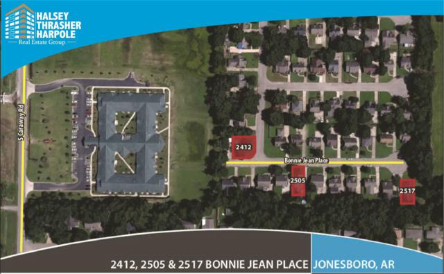 2412 Bonnie Jean Place, Jonesboro, AR 72404 (MLS #10074483) :: REMAX Real Estate Centre