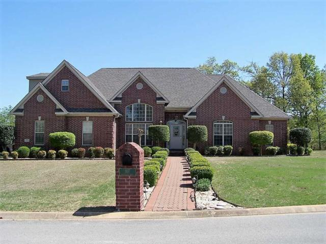 107 Huntcliff Drive, Jonesboro, AR 72404 (MLS #10074569) :: REMAX Real Estate Centre