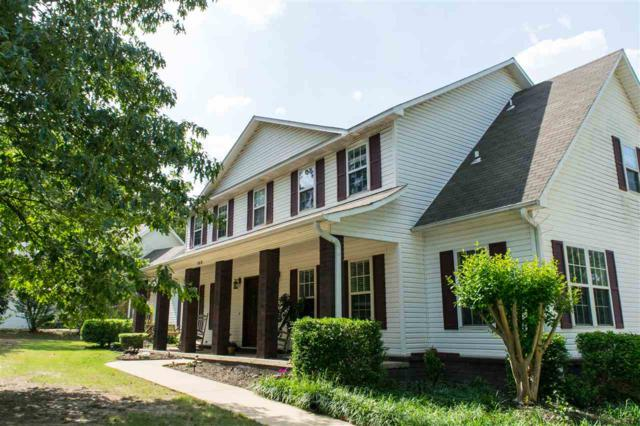 508 Hummingbird Cove, Jonesboro, AR 72404 (MLS #10074859) :: Halsey Thrasher Harpole Real Estate Group