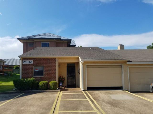2101 Browns Lane A-8, Jonesboro, AR 72401 (MLS #10074979) :: REMAX Real Estate Centre