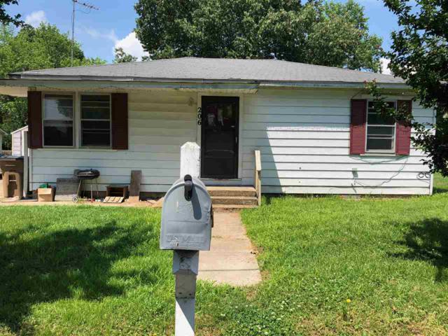 206 Verser, Harrisburg, AR 72432 (MLS #10075032) :: Halsey Thrasher Harpole Real Estate Group