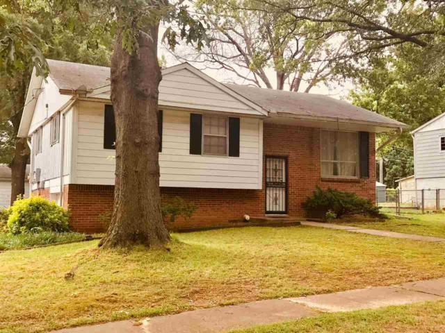 1200 Dana, Jonesboro, AR 72401 (MLS #10075072) :: REMAX Real Estate Centre
