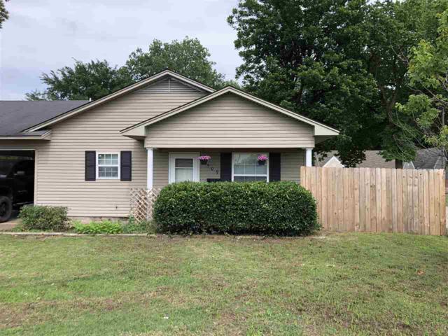 509 Plaza Ave, Trumann, AR 72472 (MLS #10075078) :: REMAX Real Estate Centre