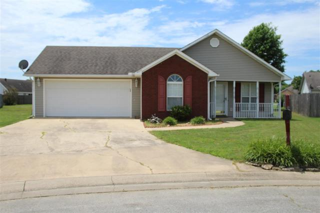 4623 Jeri Cv, Jonesboro, AR 72404 (MLS #10075146) :: REMAX Real Estate Centre