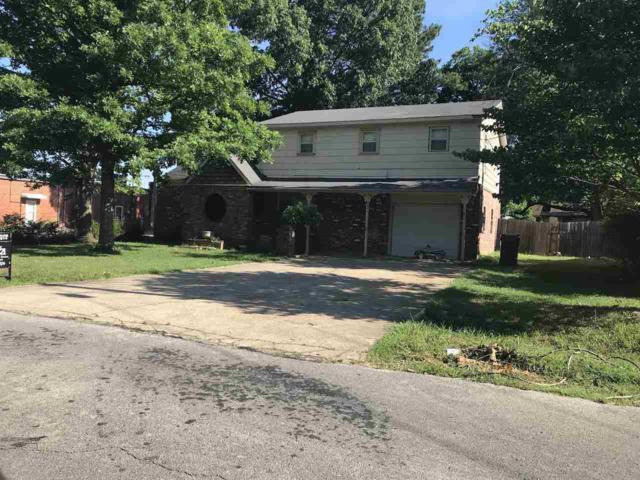 1204 W Cherry, Jonesboro, AR 72401 (MLS #10075301) :: REMAX Real Estate Centre