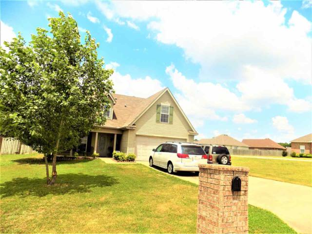2100 Flatrock Trail, Jonesboro, AR 72404 (MLS #10075392) :: REMAX Real Estate Centre