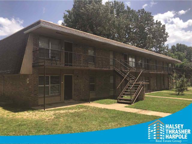 1751 W Nettleton Avenue, Jonesboro, AR 72401 (MLS #10075438) :: Halsey Thrasher Harpole Real Estate Group