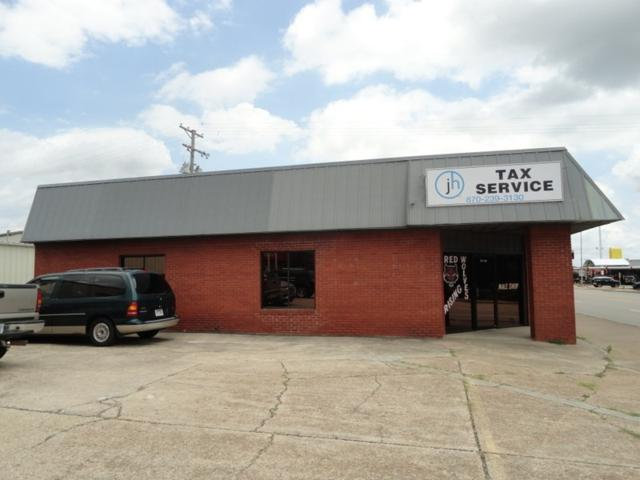 517 - 521 W Kingshighway, Paragould, AR 72450 (MLS #10075456) :: REMAX Real Estate Centre
