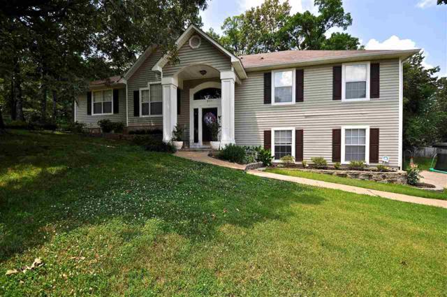 3111 Ashwood Drive, Jonesboro, AR 72404 (MLS #10075466) :: REMAX Real Estate Centre