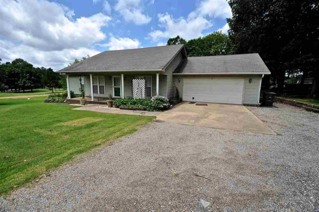 1186 Cr 763, Brookland, AR 72417 (MLS #10075469) :: REMAX Real Estate Centre