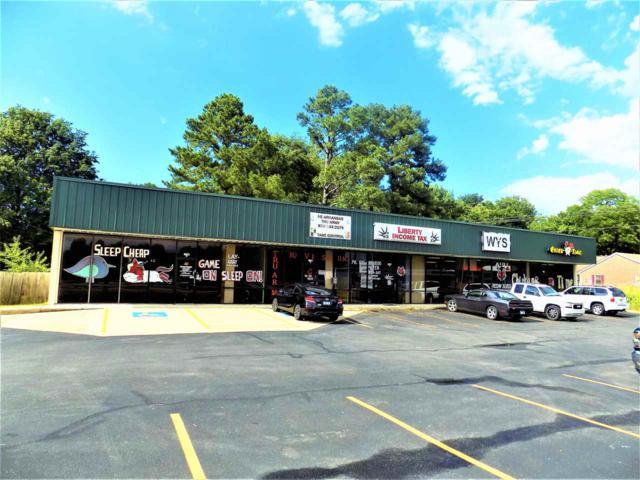 1700 E Johnson, Jonesboro, AR 72401 (MLS #10075482) :: REMAX Real Estate Centre
