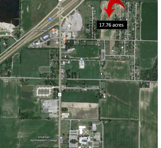3723 Kacey, Blytheville, AR 72315 (MLS #10075491) :: Halsey Thrasher Harpole Real Estate Group
