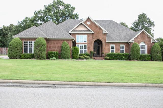 1300 Layman, Jonesboro, AR 72404 (MLS #10075493) :: REMAX Real Estate Centre