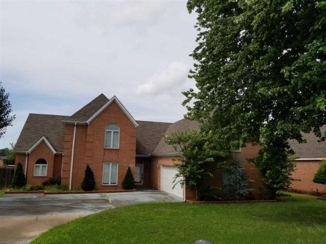 700 Sequoia, Jonesboro, AR 72401 (MLS #10075496) :: Halsey Thrasher Harpole Real Estate Group