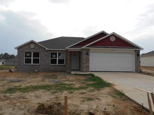 324 Emma Drive, Brookland, AR 72417 (MLS #10075611) :: REMAX Real Estate Centre