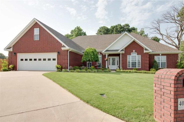 4001 Brownfield Cove, Jonesboro, AR 72404 (MLS #10075630) :: Halsey Thrasher Harpole Real Estate Group