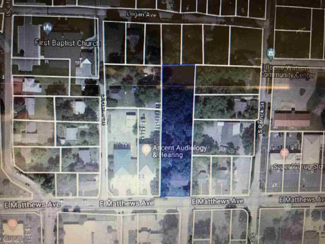 824 E Matthews, Jonesboro, AR 72401 (MLS #10075703) :: Halsey Thrasher Harpole Real Estate Group