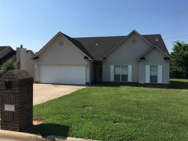 711 Amberwood, Jonesboro, AR 72401 (MLS #10075783) :: Halsey Thrasher Harpole Real Estate Group