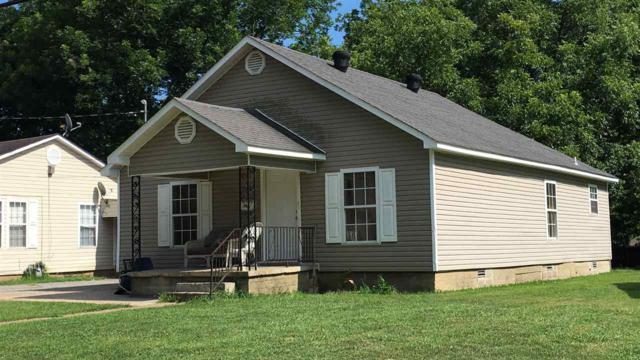 1405 W Jefferson, Jonesboro, AR 72401 (MLS #10075793) :: Halsey Thrasher Harpole Real Estate Group