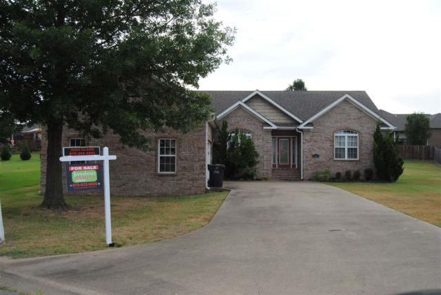 4004 Legends Cove, Jonesboro, AR 72401 (MLS #10075862) :: REMAX Real Estate Centre