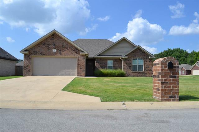 1100 Gregory, Jonesboro, AR 72401 (MLS #10076000) :: Halsey Thrasher Harpole Real Estate Group