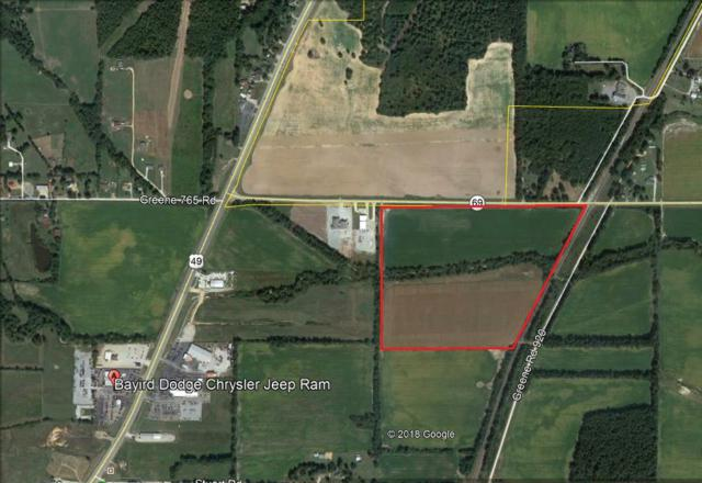 51.5 acres S Hwy 69, Paragould, AR 72450 (MLS #10076080) :: Halsey Thrasher Harpole Real Estate Group