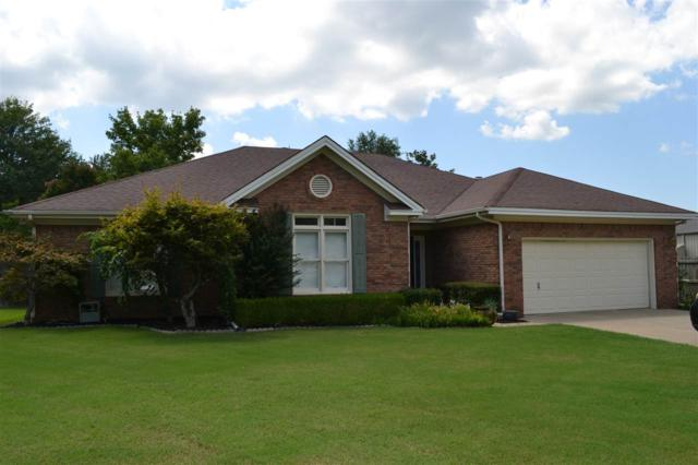 2201 Rains, Jonesboro, AR 72401 (MLS #10076191) :: Halsey Thrasher Harpole Real Estate Group