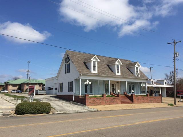 502 Washington, Jonesboro, AR 72401 (MLS #10076371) :: Halsey Thrasher Harpole Real Estate Group
