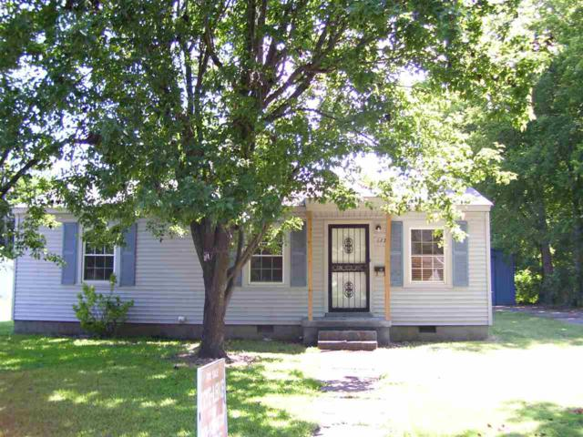 137 Rosewood, Trumann, AR 72472 (MLS #10076375) :: Halsey Thrasher Harpole Real Estate Group