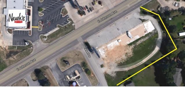 3413 E Johnson, Jonesboro, AR 72401 (MLS #10076446) :: Halsey Thrasher Harpole Real Estate Group