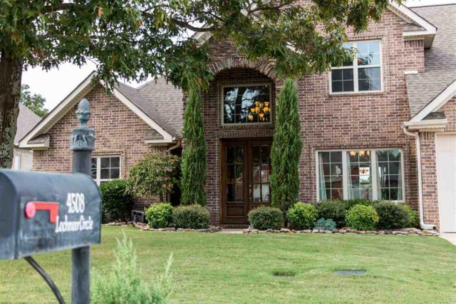 4508 Lochmoor, Jonesboro, AR 72401 (MLS #10076462) :: REMAX Real Estate Centre