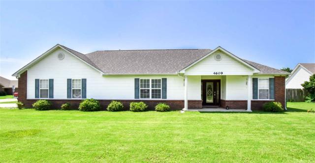 4609 Gregory Cv, Jonesboro, AR 72401 (MLS #10076586) :: Halsey Thrasher Harpole Real Estate Group