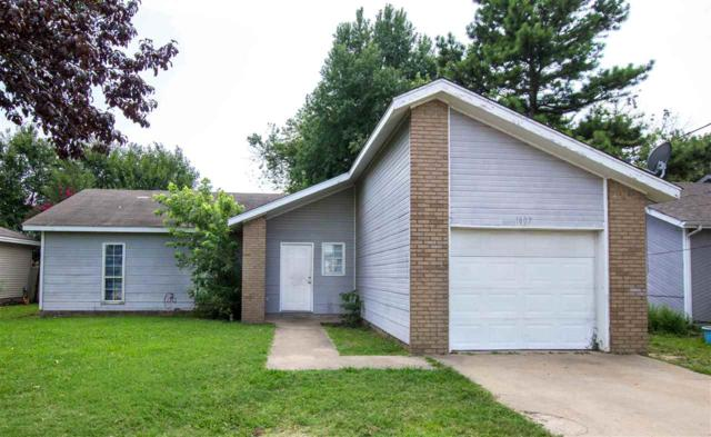 1607 Washington, Jonesboro, AR 72401 (MLS #10076591) :: Halsey Thrasher Harpole Real Estate Group